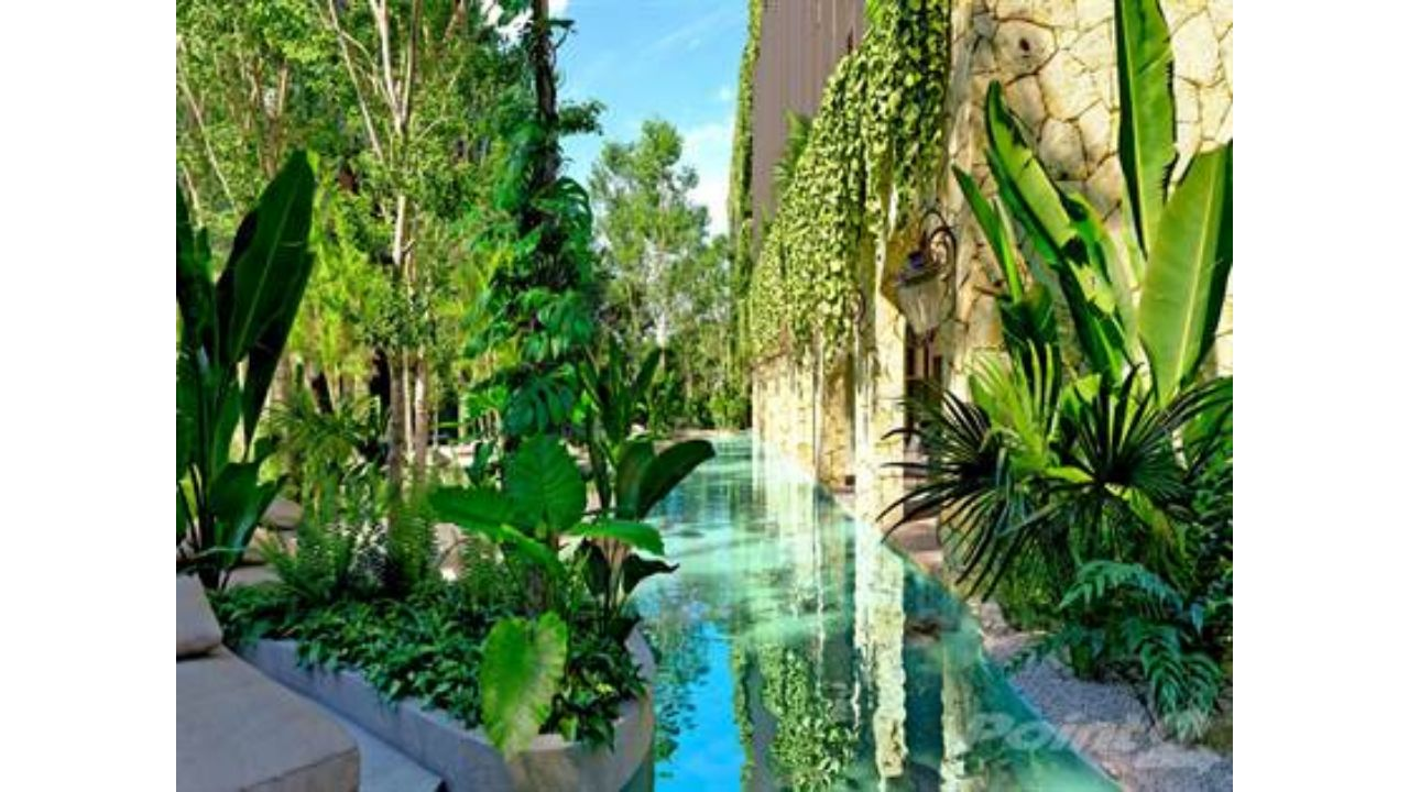 Furnished Studio w/Terrace For Sale in Coba Ave. Tulum